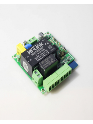 Устройство управления светильниками, rs 485