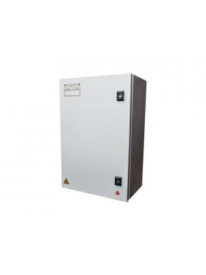 Щит управления освещением  с GSM модемом с возможностью подключения счетчика электроэнергии по RS-485
